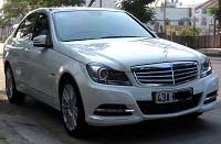 Long-term rental Mercedes C200 4 - 5 seats Da Nang