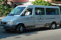 Long-term rental Mercedes Sprinter 15 - 16 seats Da Nang