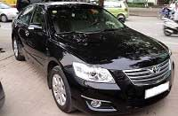 Long-term rental Toyota Camry 4 - 5 seats Da Nang