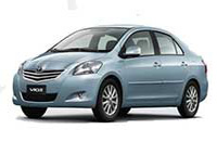 Long-term rental Toyota Vios 4 - 5 seats Da Nang